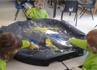 To Messy Play or Not Messy Play